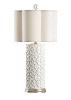 Cornelia Lamp - Snow