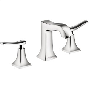 Chrome Metris C Widespread Faucet, 1.2 GPM Product Image