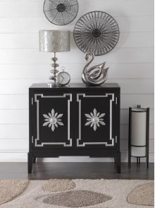 Anthology Black and Silver Chest