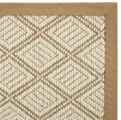 NATUREWEAVE RAW DIAMOND RAWDM IVORY/SAHARA-B 13'2''