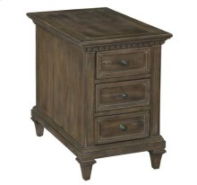 Turtle Creek Chairside Chest