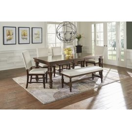 Dining Table - Cherry Finish