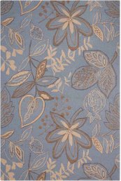 Fantasy Fa21 Ltb Rectangle Rug 1'9'' X 2'9''