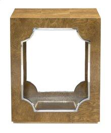 Soho Luxe End Table in Soho Luxe Dark Caramel (368)