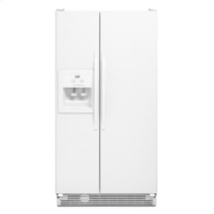 Estate(TS25AFXKQ) - 25 cu. ft. Side-by-Side Refrigerator