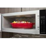 KitchenAid 1000-Watt Low Profile Microwave Hood Combination - White
