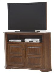 "55"" TV/VCR Tall Corner Cart Product Image"