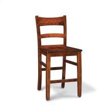 "Shenandoah Stationary Barstool, Shenandoah Stationary Barstool, 30""h, Fabric Seat"