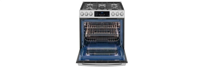 EI30GF45QS in Stainless Steel by Electrolux in Clinton, CT