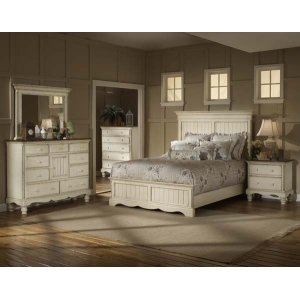 Hillsdale FurnitureWilshire 5pc Panel King Bedroom Suite