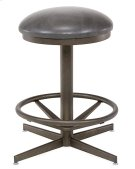 Backless Swivel Stool (bronze) Product Image