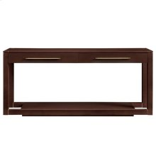 Panavista Floating Parsons Sideboard in Garnet