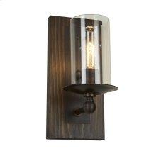 Legno Rustico AC10147BU Wall Light