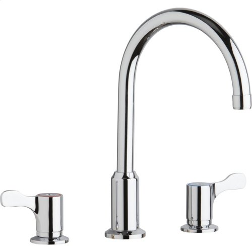 """Elkay Lustertone Classic Stainless Steel 41"""" x 19-1/2"""" x 7-5/8"""", Double Bowl Drop-in Classroom Sink Kit"""