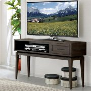 Vogue - Console Table - Umber Finish Product Image