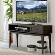 Vogue - Console Table - Umber Finish