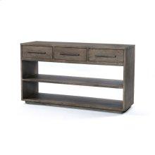 Boland Console Table-ashen Brown