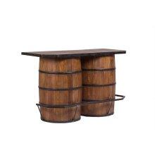 Willamette Valley Double Barrel Bar, 1325