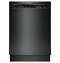 24' Recessed Handle Dishwasher Ascenta- Black