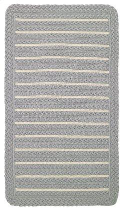 Hammock Grey Taupe Braided Rugs (Custom)
