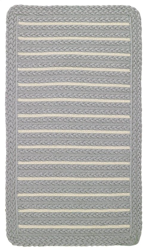 Hammock Grey Taupe Braided Rugs (Custom)