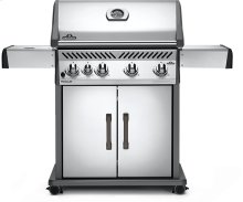 Rogue® 525 SB with Range Side Burner , Stainless Steel , Natural Gas