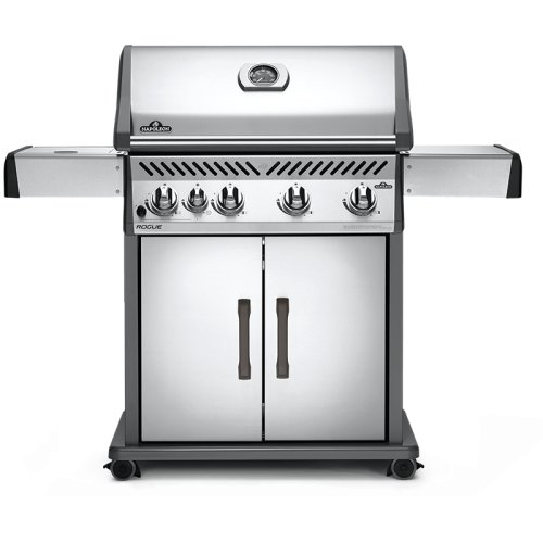Rogue 525 SB with Range Side Burner , Stainless Steel , Natural Gas