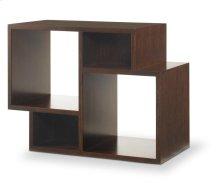 Paragon Club Geometric Modular Bookcase