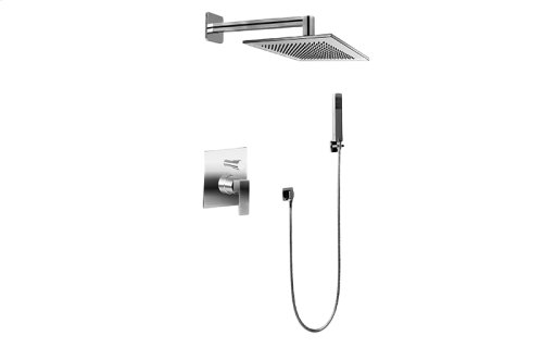 Full Pressure Balancing System - Shower with Handshower