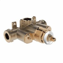 """The rough valve for 3/4"""" thermostat"""