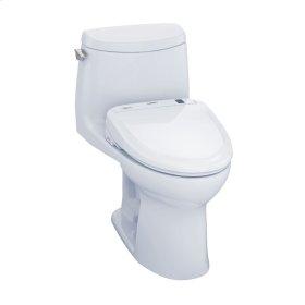 UltraMax II 1G WASHLET®+ S350e One-Piece Toilet - 1.0 GPF - Cotton