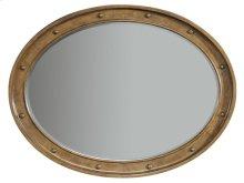 Shelbourne Oval Mirror