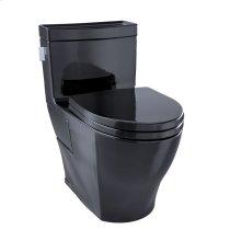Legato™ One-Piece Toilet, 1.28GPF, Elongated Bowl - Washlet®+ Connection - Ebony
