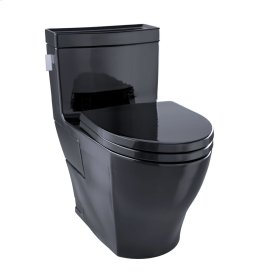 Legato™ One-Piece Toilet, 1.28GPF, Elongated Bowl - Washlet®+ Connection - Ebony