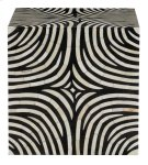 Zebra Cube Product Image