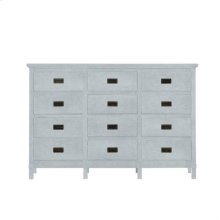 Resort Harbor Dresser in Sea Salt