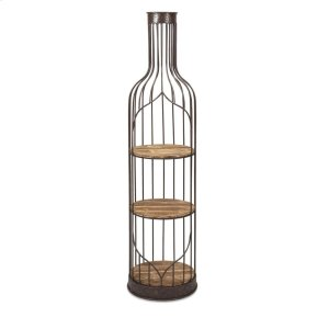 Vino Wine Bottle Shelf
