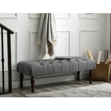 Tatiana Bench Grey