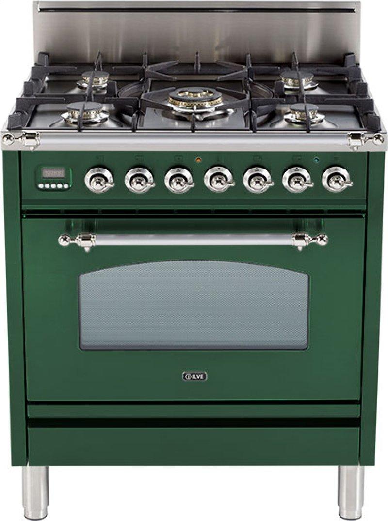 UPN76DVGGVX in Emerald Green by Ilve in Danielson, CT - Emerald ...