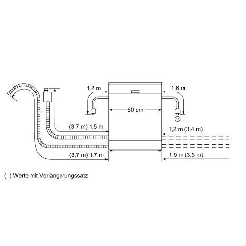 800 Rec Hndl, 8/7 Cycles, 42 dBA, Flex 3rd Rck, RckMatic, TFT Disp - SS