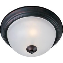 Essentials 1-Light Flush Mount