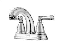 Polished Chrome Canton Centerset Bath Faucet