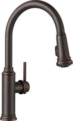 Blanco Empressa Kitchen Faucet With Pulldown Spray - Oil Rubbed Bronze