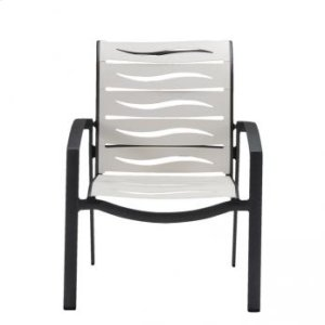 Elance EZ SPAN Dining Chair Wave Segment