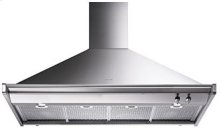 "120 CM (approx. 48""), Ventilation Hood, Stainless Steel"