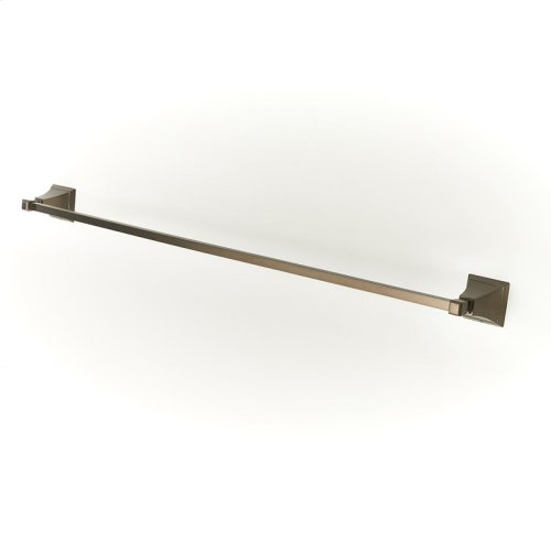30in Towel Bar Leyden Series 14 Bronze