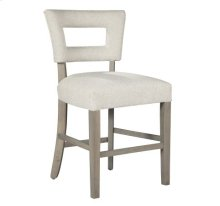 Meyers Counter Stool with Nailheads