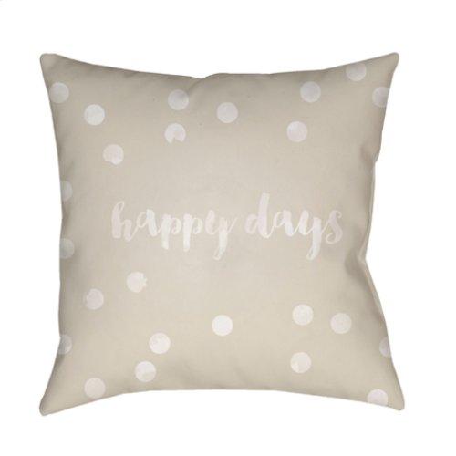"Happy Days QTE-040 20"" x 20"""