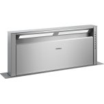 Gaggenau400 series Retractable downdraft ventilation Stainless steel Width 46 5/8 (118 cm)