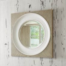 Federal Mirror - Grey (Large)